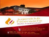 Jobben im Jugendclub Feuerwache in Berlin-Friedrichsain